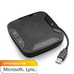 Plantronics Calisto 610-M Corded UC Speakerphone